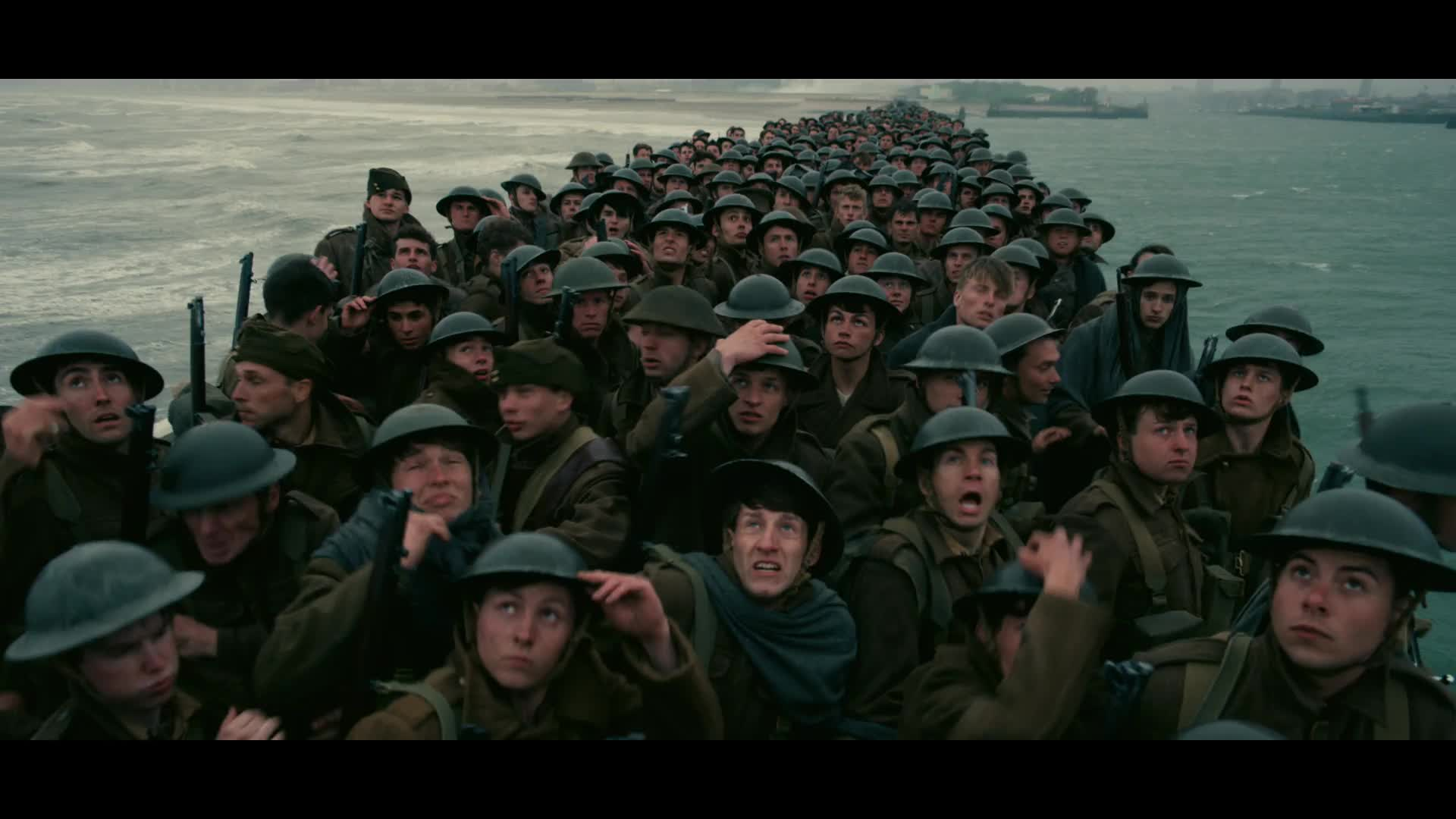 Dunkirk (Aaron\'s Review) – Frame of Mind